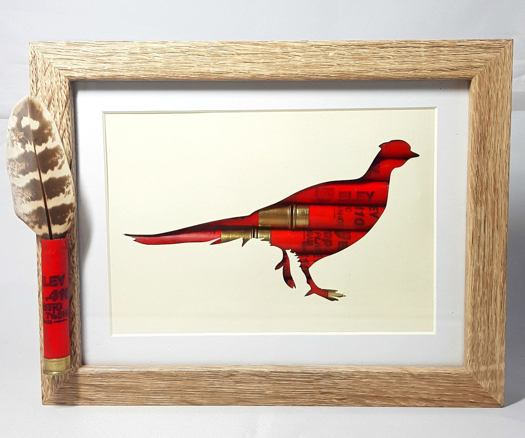 410 Cartridge Pheasant Frame
