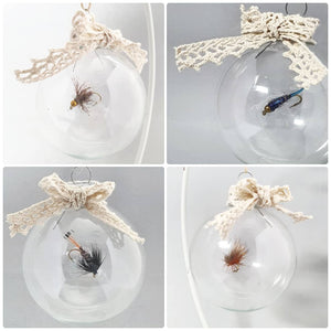 Fishing Fly Bauble