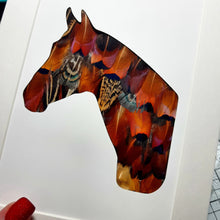 Load image into Gallery viewer, Horses Head