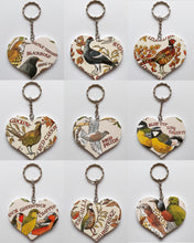 Load image into Gallery viewer, Emma Bridgewater Wooden Keyrings