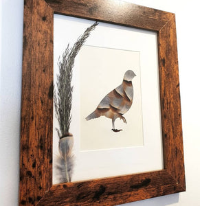 Feather & Foliage - Partridge edition