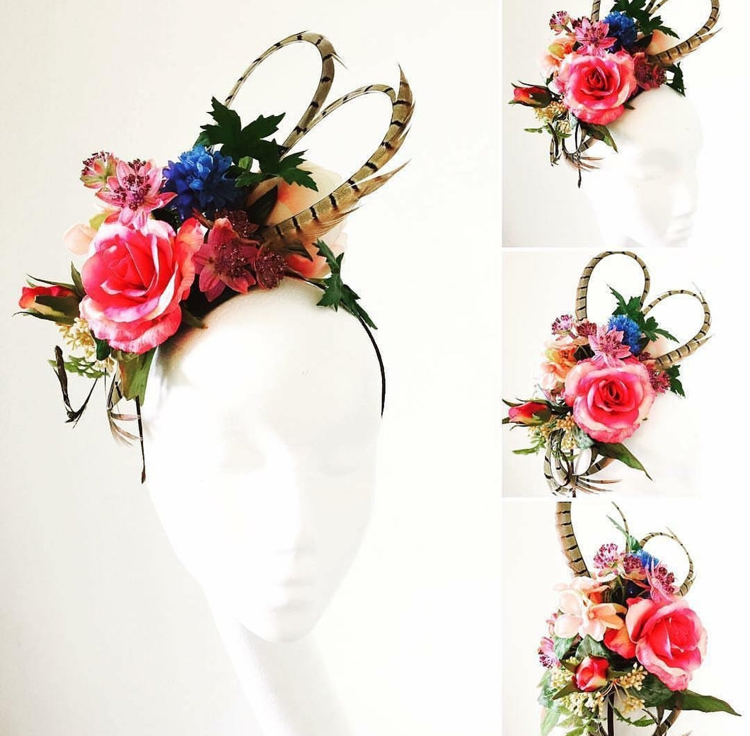 Heart Range - Fascinators