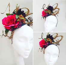Load image into Gallery viewer, Heart Range - Fascinators