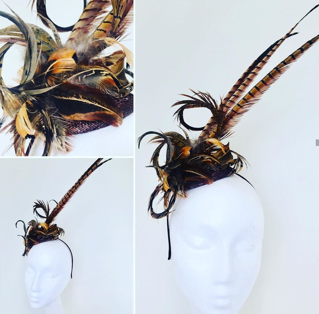 The Swathe Fascinator