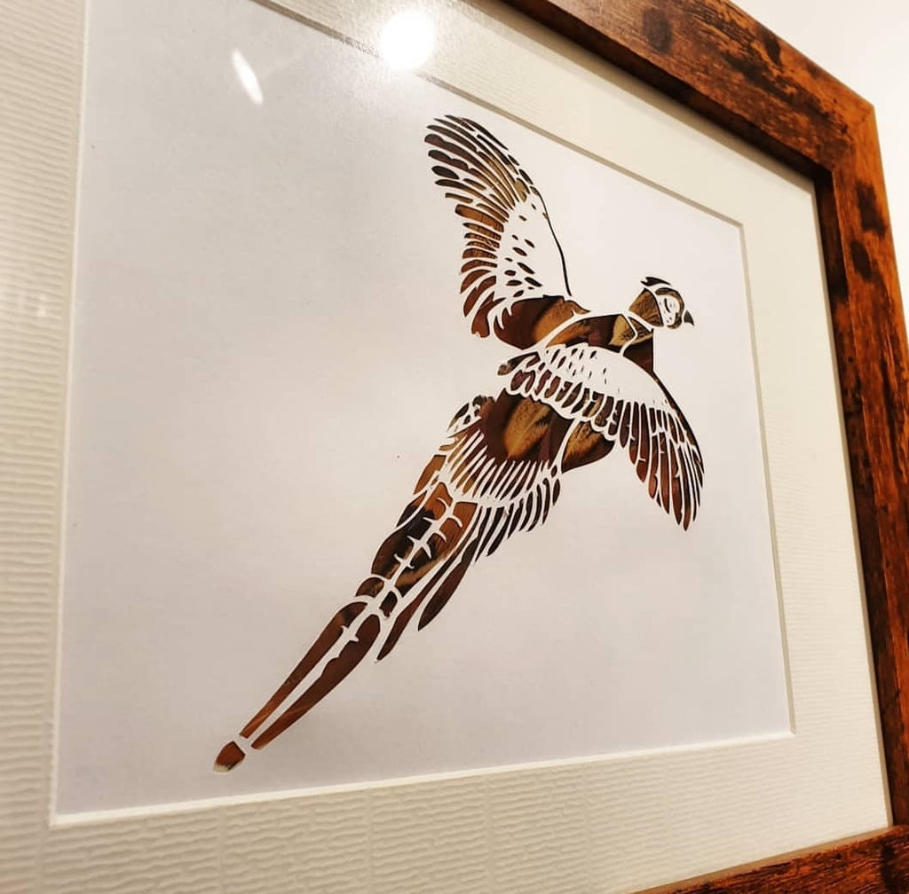 Flying Pheasant Contemporary Country