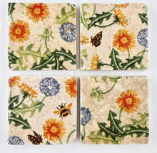 Load image into Gallery viewer, Wildflowers Coasters