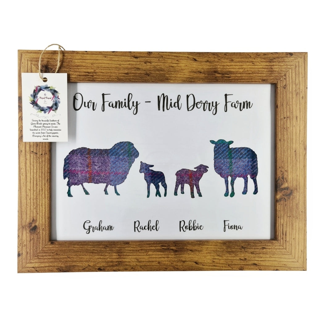 Our Family - Sheep Edition