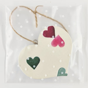 Hanging Heart decoration