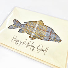 Load image into Gallery viewer, Carp - Happy Birthday Card