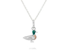 Load image into Gallery viewer, Duck Charm/Necklace