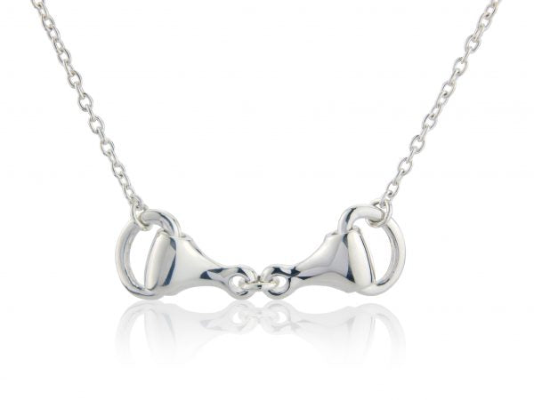 Snaffle Necklace
