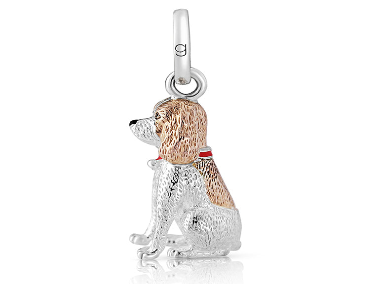 Spaniel Charm/Necklace
