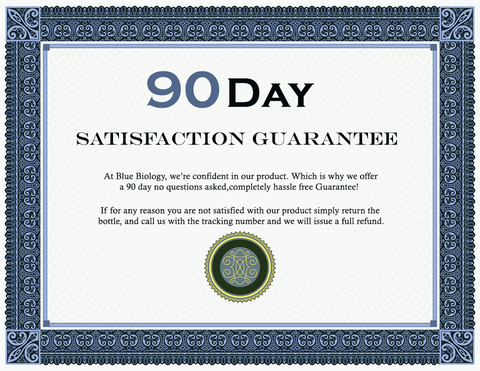 90-Day Risk Free Money Back Guarantee