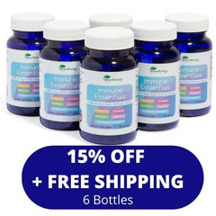 15% Off and Free Shipping on 6 bottles