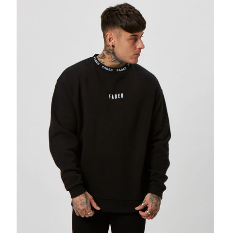 Ringer Crewneck Sweat