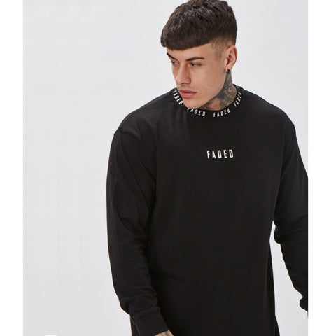 Long Sleeved Ringer Tee