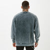 Small Logo Acid Crewneck | Acid Wash