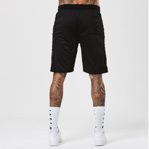 Mesh Tape Short | Black