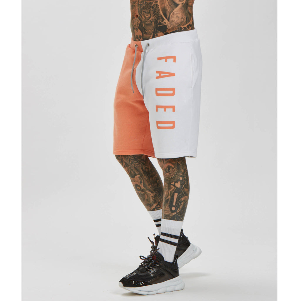 Logo Short | Peach White
