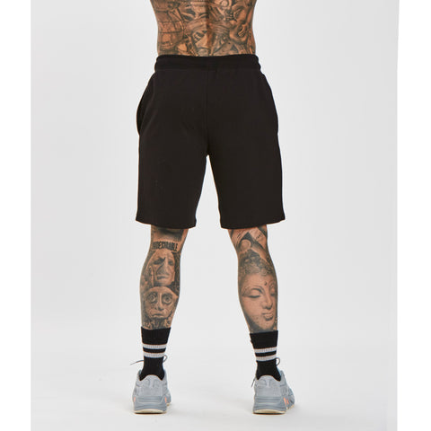 Black Bright Logo Short