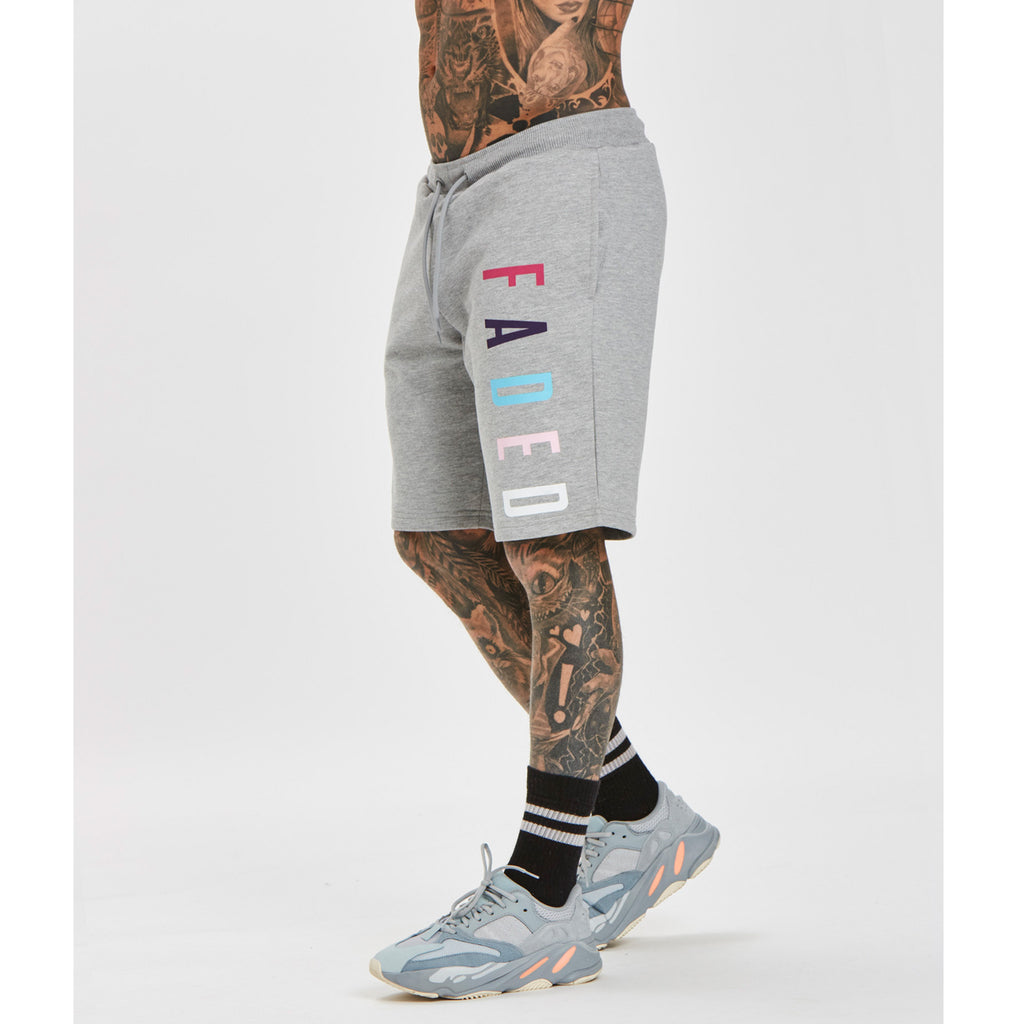 Bright Logo Short | Grey