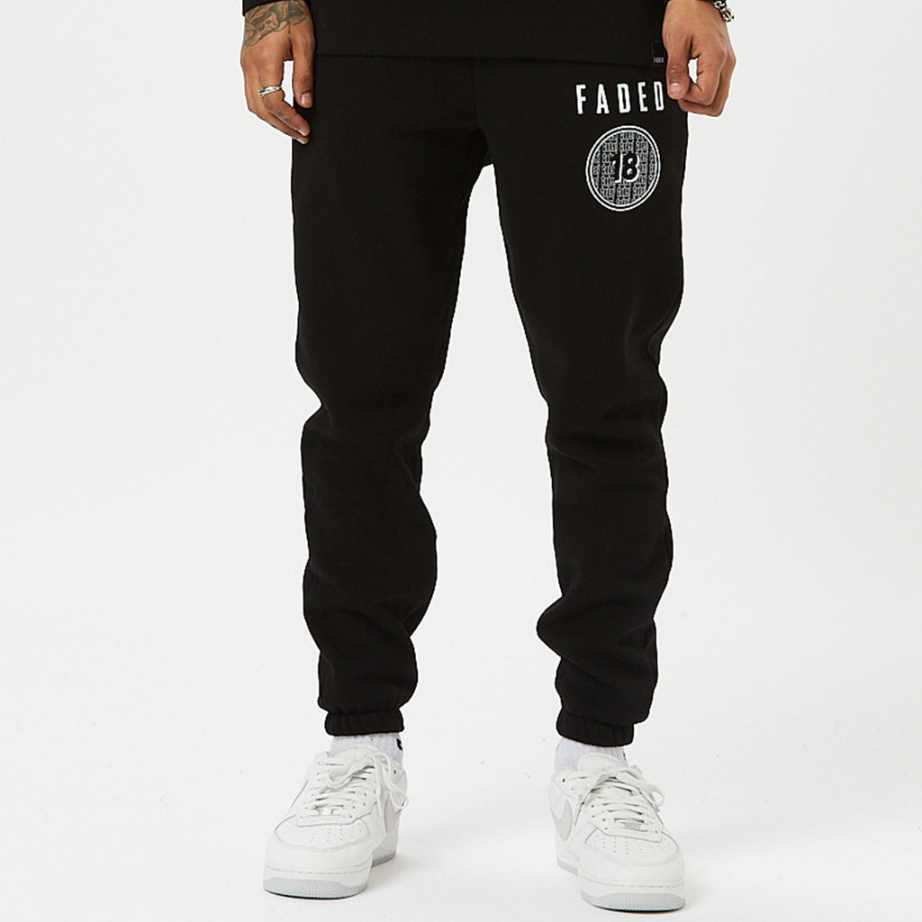 Rated Jogger | Black