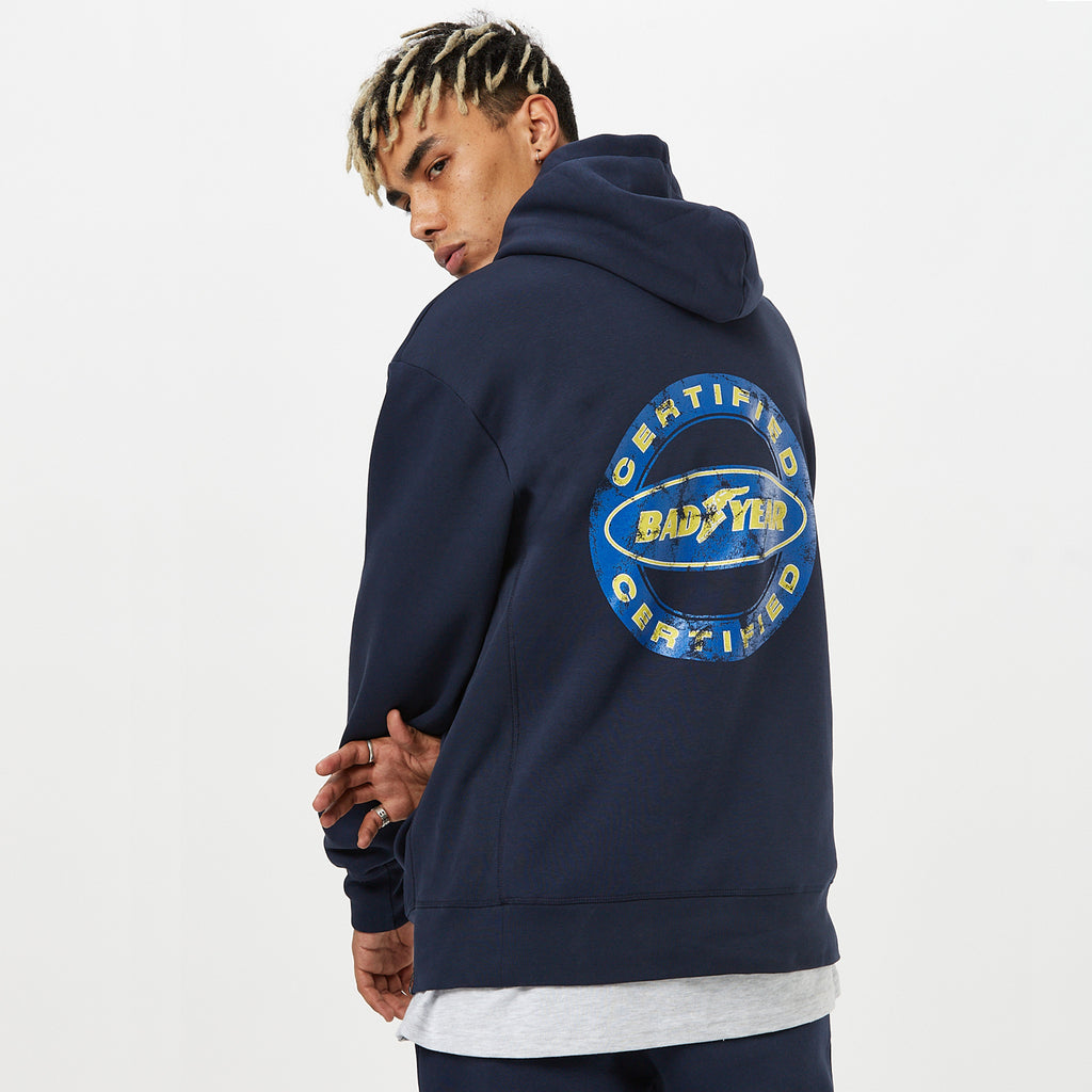 Bad Year Hoody | Navy
