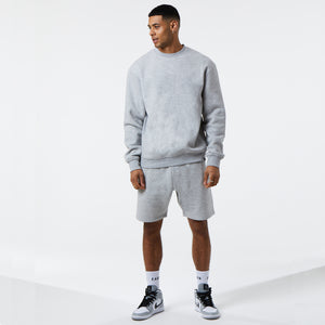 Basic Short | Grey Marl
