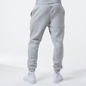 Basic Joggers | Grey Marl