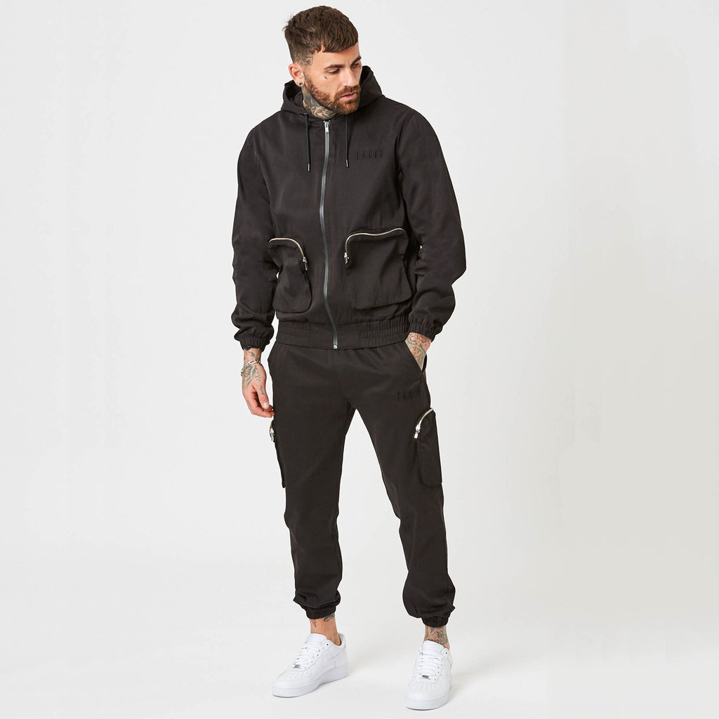 Stealth Jacket | Black