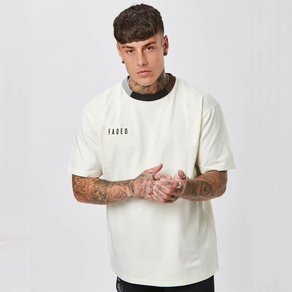 Chet Sket wearing Faded Streetwear t-shirt