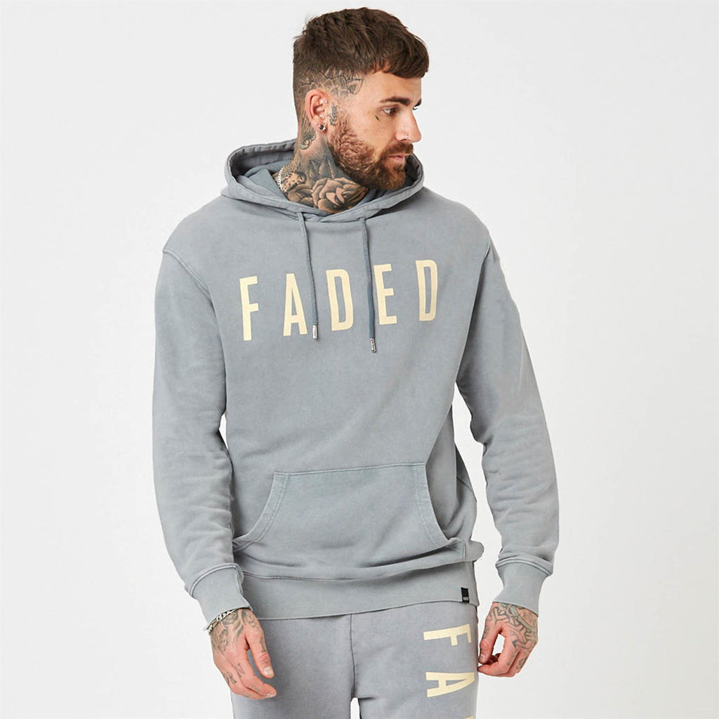 Moonwash branded hoodie by FADED