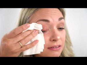 Load and play video in Gallery viewer, Face & Eye Makeup Remover