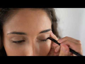 Load and play video in Gallery viewer, Dry or Wet Black Eyeliner Powder