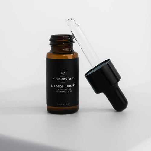 withsimplicity blemish drops