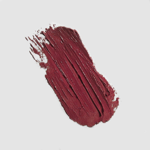 withSimplicity organic and natural plum lipstick color