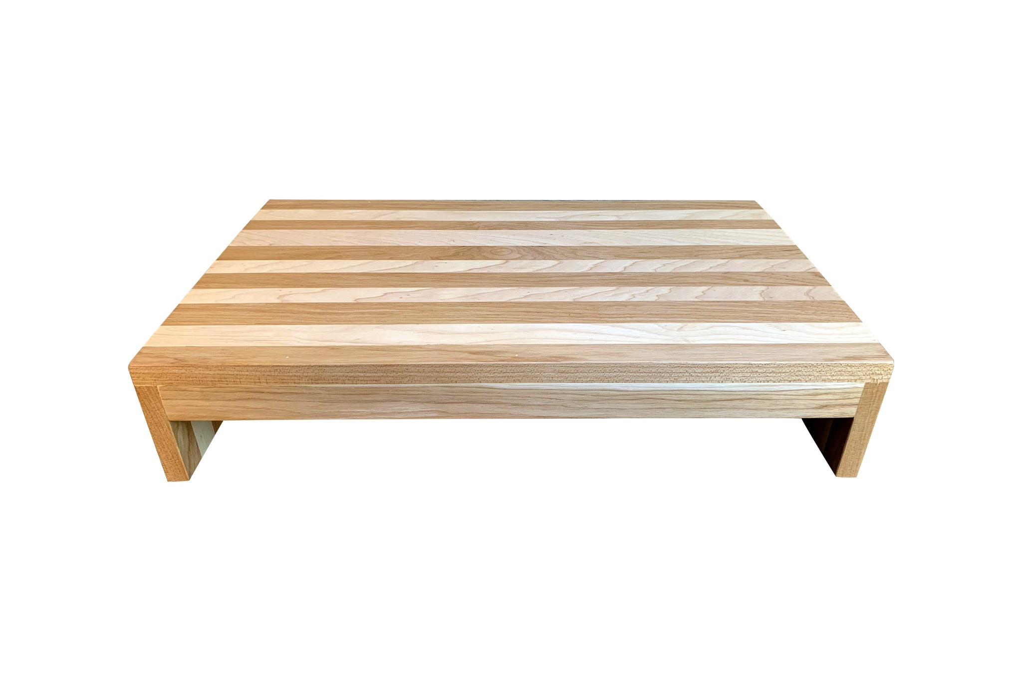 Surprising Modern Wood Step Stool Large By Cw Furniture Footstool Gmtry Best Dining Table And Chair Ideas Images Gmtryco
