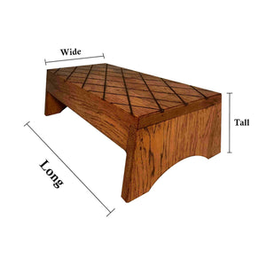 Custom Step Stool Design Your Own Size by CW Furniture