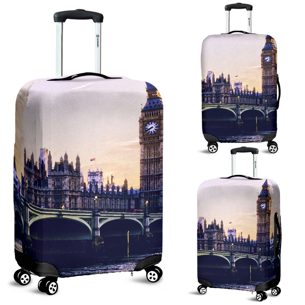 Luggage Covers London Calling