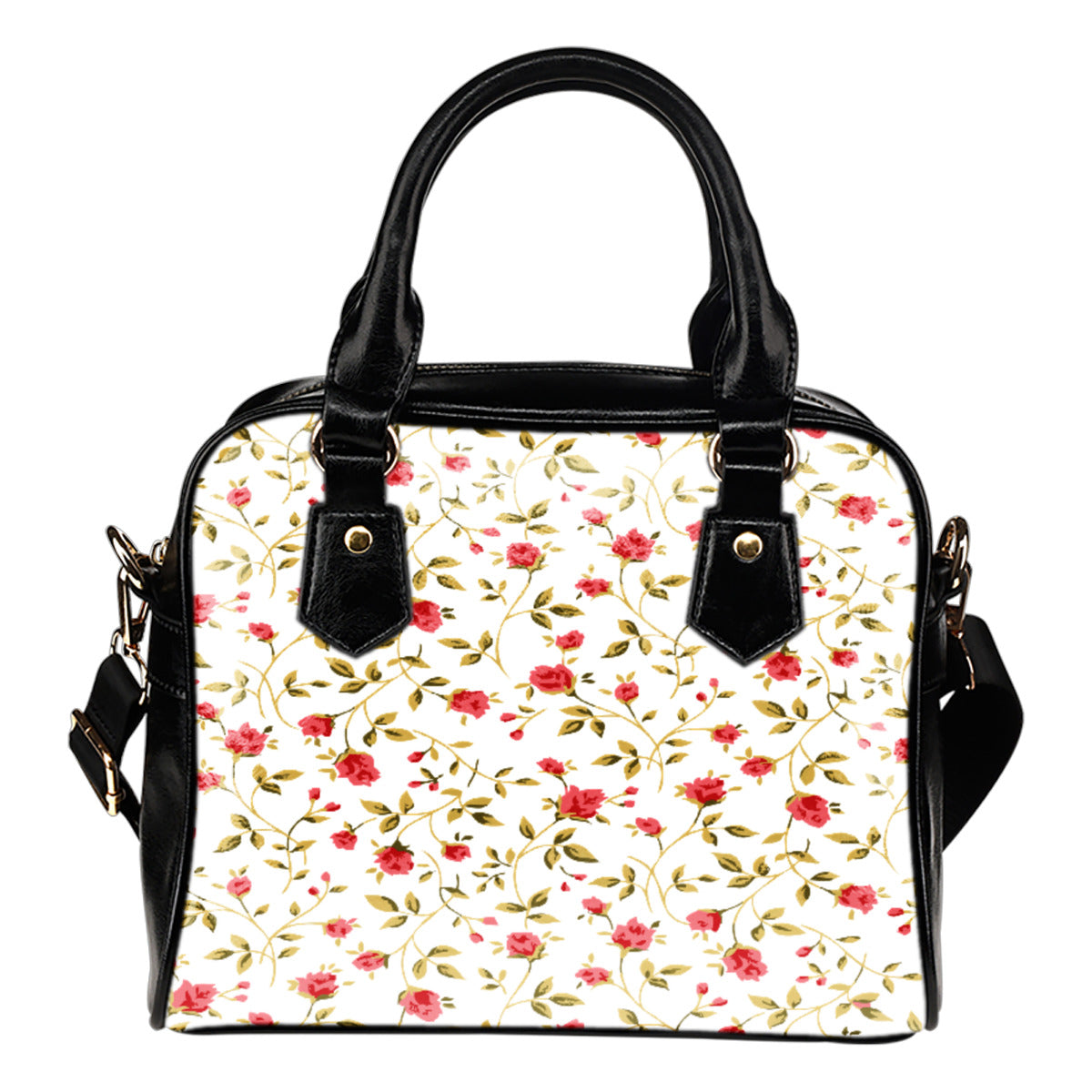 Rambling Roses Shoulder Bag