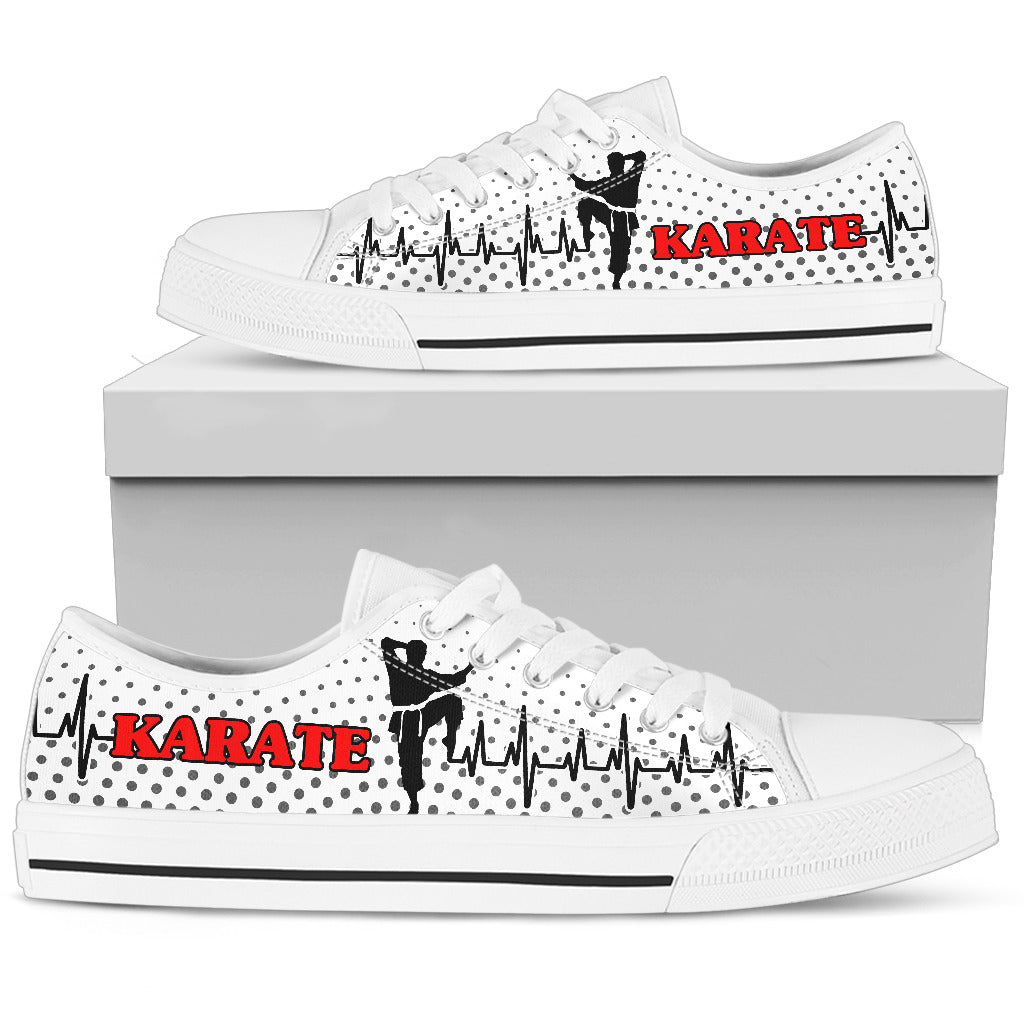 Karate Women's Low Top Shoe