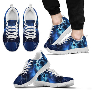 Boxing White Sneakers Men's Sneakers