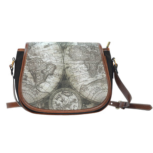 Saddle Bag Around the World