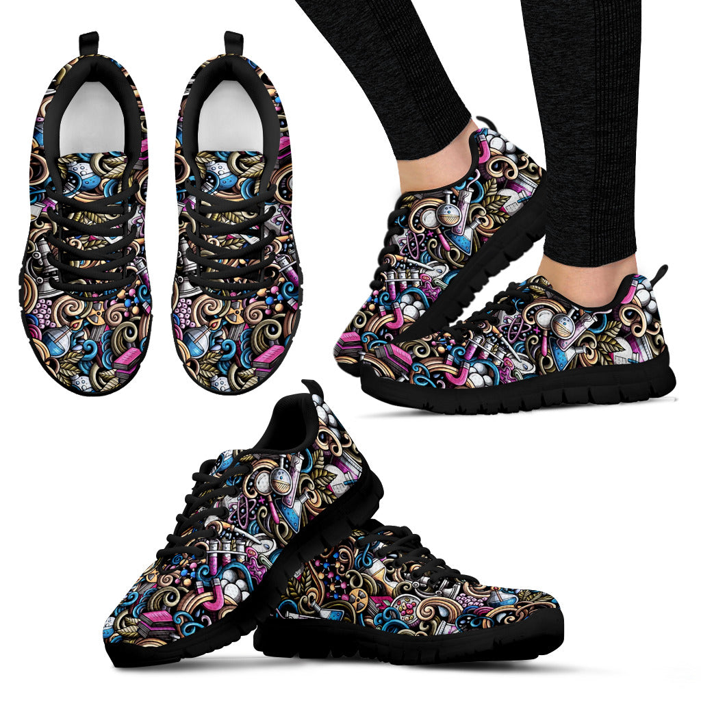 Colors everywhere Women's Sneakers