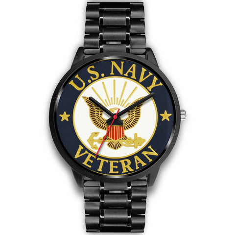 US Navy Veteran Watch