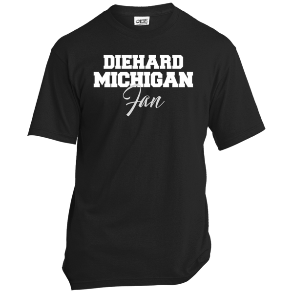 Michigan State Diehard FanPort & Co. Made in the USA Unisex T-Shirt