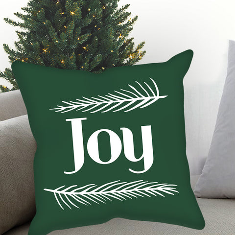 Joy Sublimated Pillow Case