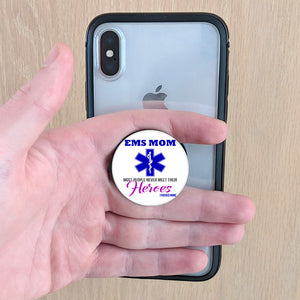 EMS MOM Pop Up Phone Grip