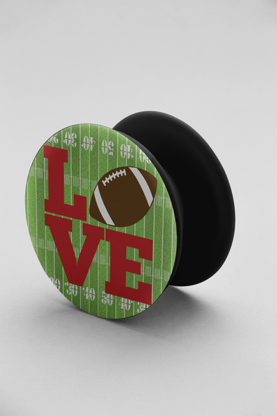 FOOTBALL LOVE Pop-UP Phone Grip