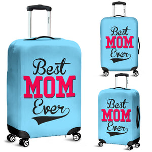 NP Best Mom Ever Luggage Cover